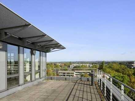 Büro nach Wunsch mit traumhafter Dachterrasse!
