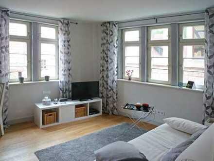 """2-Zi. Apartment, stilvoll möbliert - im """"Wentel´schen Hof"""""""