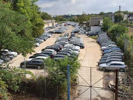 Büro - Lagerhallen - 30.000 qm Stellfläche für PKW