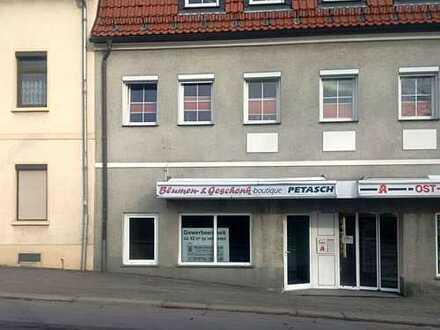 Geschäftseinheit in zentraler Lage von Kamenz zu vermieten