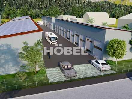 Garage Typ A2 (ca. 45 m²) im neuem Handwerker- und XXL-Garagenpark Füssen