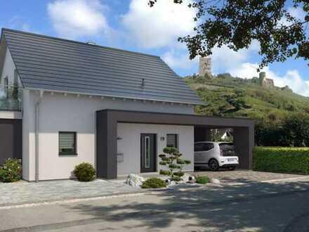 Bezauberndes Einfamilienhaus mit großem Garten und freiem Blick!