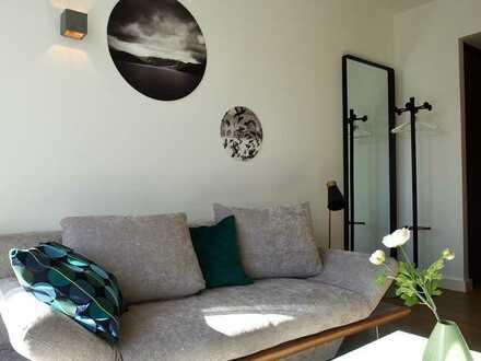 Modern möbliertes City-Apartment in ruhiger Lage, Nähe Sendlinger Tor
