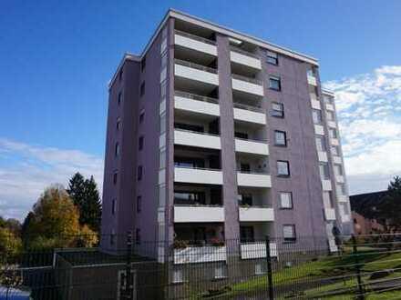 4 ZKB-ETW mit Aufzug, überdachter Loggia und Garage in ruhiger und zentraler Wohnlage.