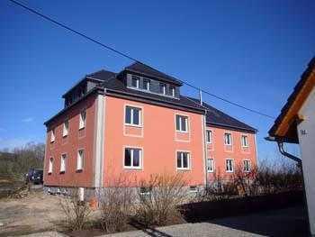 Wohnen im Landhausstil - 4-Raum Wohnung mit Blick ins Grüne