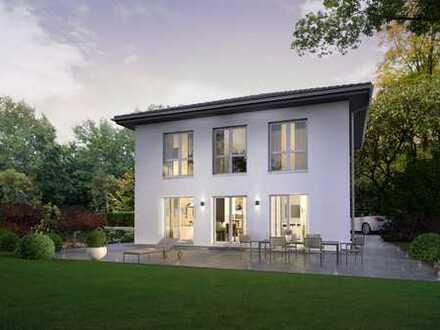 Eine Wohngalerie zum Verlieben. Einfamilienhaus mit viel Platz und Charisma