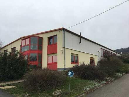 Produktion und Bürogebäude