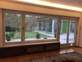 Zimmer EG 22,5 qm in Karlsruhe Waldstadt zu vermieten. Insgesamt 6 Zimmer