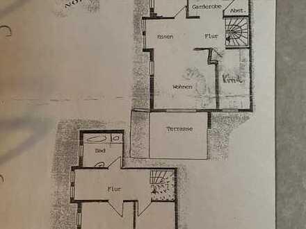 Wohnen im Hausstil - 4 Zimmer mit Garten und Terasse