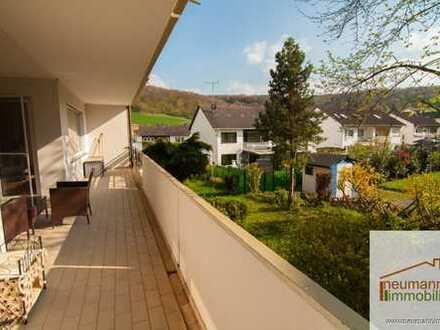 Modernisierte 3 ZKB Wohnung in ruhiger Seitenstraße von Bad Breisig