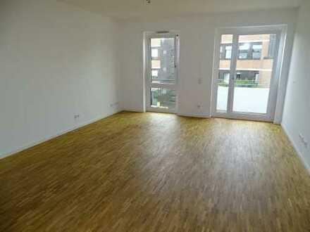 Neubau, Südstadtgärten, exclusive, 2 Zimmerwohng. mit Fußbodenheizg., hochw. EBK, Balkon, TG