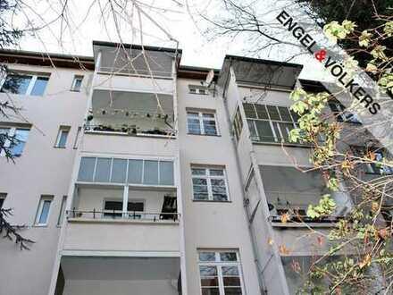 List: 3-Zi-ETW + Dachgeschossausbaufläche