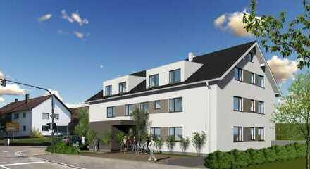 2-Zimmer Erdgeschoß-Wohnung mit Garten im Herzen von Iggingen