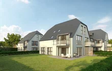 Neubau 3 Zimmer Dachgeschoss Maisonette Wohnung mit Westbalkon