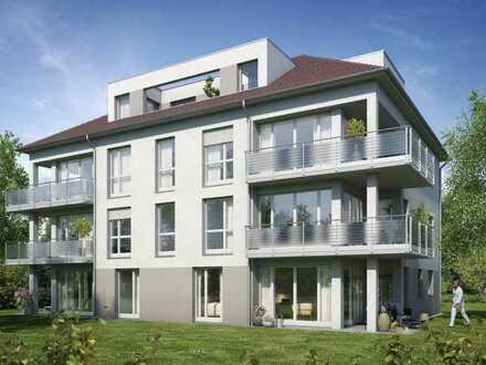 Letzte schicke Neubau-Wohnung mit Charme in kleiner Wohnanlage in Tübingen - Fußläufig zur Alt