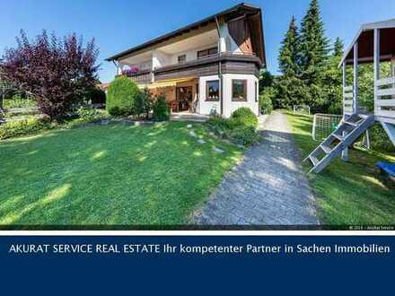 AKURAT SERVICE TOP-Angebot! Doppelhaushälfte mit traumhaftem Garten in Gilching