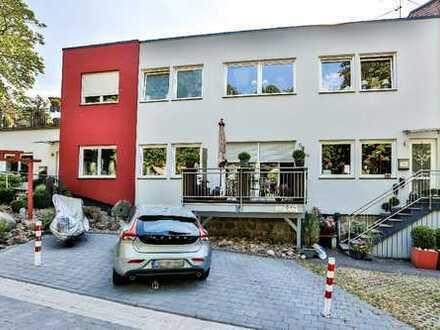 Besser geht es nicht: Grün wohnen mitten in Siegburg