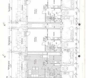 Schönes Haus mit sechs Zimmern in Bensheim / Auerbach zu vermieten