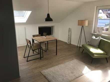Erstbezug nach Sanierung: möbliertes 1-Zimmer Apartment