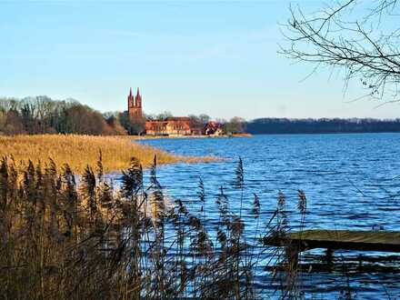 Rarität!! Einziges großes Grundstück am Dobbertiner See!! Bungalow erweiterbar!!