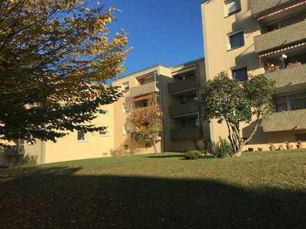 Schöne 3,5-Zimmer-Hochparterre-Wohnung mit Balkon in Kirchheim unter Teck