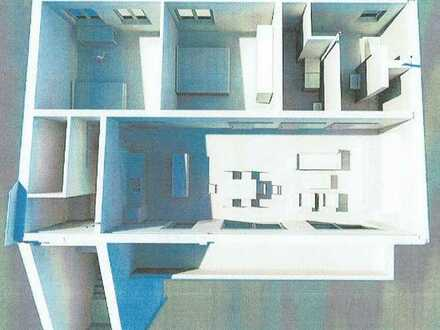 Erstbezug : freundliche 3-Zimmer-Wohnung in Ober-Flörsheim mit großem Balkon