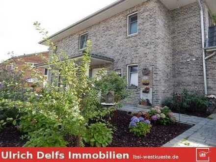 Exklusive, ebenerdige 165 m² Eigentumswohnung mit Terrasse und Garten in der Stormstadt Husum
