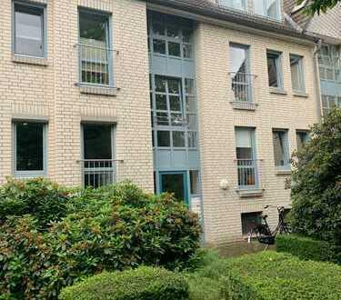 Sehr schöne, helle Maisonette-Wohnung mit Tiefgaragenstellplatz im Radio-Bremen-Viertel