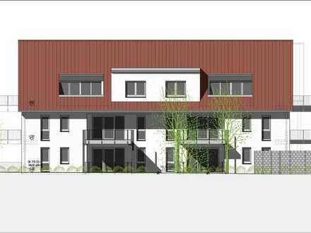 Erstbezug barrierefreie 4 ZKB Wohnung mit Dachterrasse (A10)