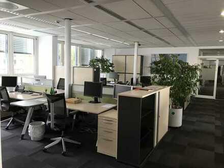 Große Bürofläche mit ca. 526qm