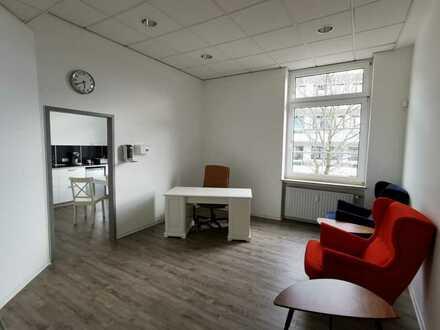 Gewerbeetage 124 m² z.Zt. als Arztpraxis aufgeteilt, gegenüber Kaufland - Essen-Borbeck