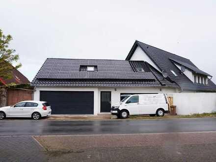 Großzügige Wohnung mit Doppelhaucharakter nahe Oldenburg