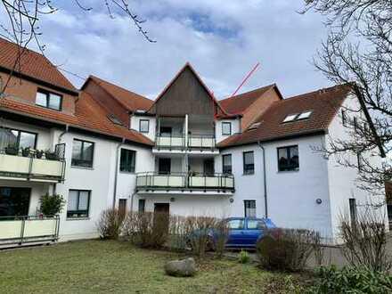 3-Raumwohnung mit Keller und großem Balkon