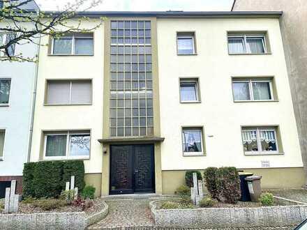 Schöne 2-Zimmer-Wohnung mit Süd-Balkon im Kaiserstraßenviertel!
