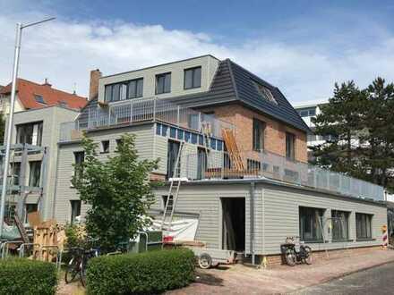 Attraktive 2-Zi-Terrassenwohnung auf Wangerooge