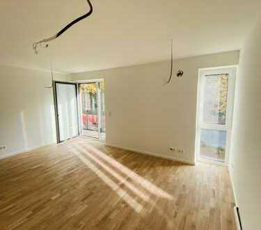 2 Zimmer - Neubau Wohnung in Hamburg Bahrenfeld