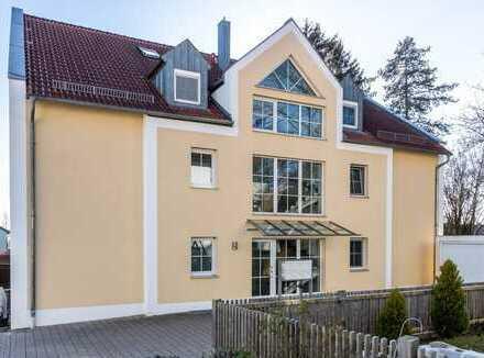 Gepflegte 4-Zimmer-Erdgeschoß-Wohnung in Lenting