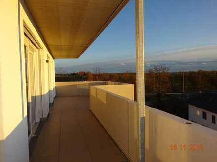 Penthouse-Erstbezug: Exklusive Wohnung mit Ausblick