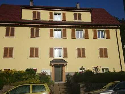 Gepflegte 3-Zimmer-Wohnung mit Balkon und EBK in Triberg im Schwarzwald