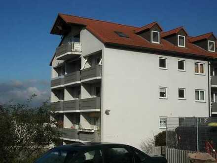 Bald freie Wohnung im Maisonette-Stil in Bad Kreuznach - - - Tolle Aussicht !!!!