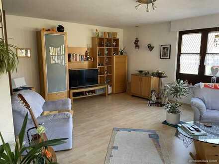 Sie suchen für Ihre Familie eine große, helle 3,5-Zimmerwohnung im Herzen von Deggingen?