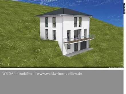 VORAB - INFORMATION !!! Einfamilien-Stadt-Villa mit ca. 150 qm Wohnfläche und Garage im Haus!