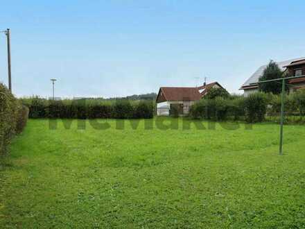 Ihr Traum vom EFH mit Garten: Schönes Baugrundstück in ruhiger und grüner Lage von Kammeltal