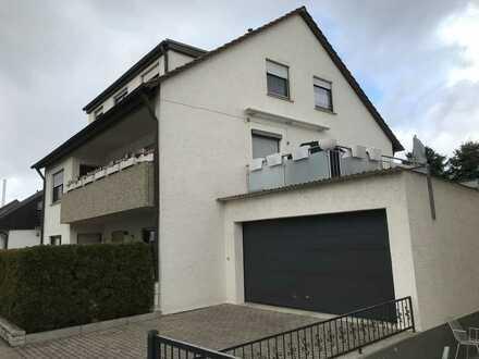 4-Zimmer-Wohnung mit Balkon/Terrasse und EBK in Deizisau