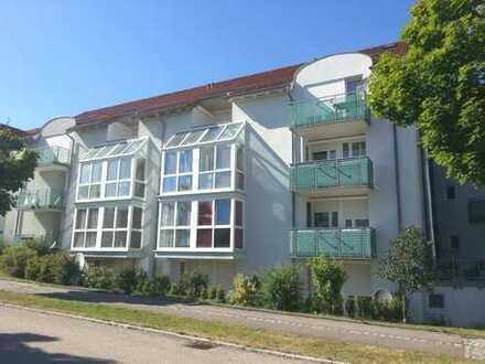 Helle 1-Zimmer-Wohnung (WE26) mit TG-Stellplatz u. Einbauküche, in ruhiger Lage