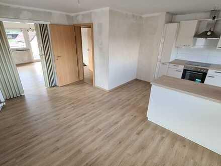 Schöne 5-Zimmer-Wohnung mit 2 Balkonen und Einbauküche in Stupferich