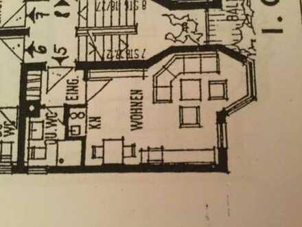 1-1 Zimmer-Wohnung mit Kitchenette in Stuttgart—Zuffenhausen
