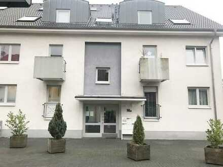 Helle 2-Zimmer-Souterrain-Wohnung