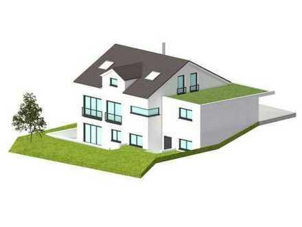 Neubau-Villa mit Wellnessbereich oder Einliegerwohnung! Projektiertes Grundstück mit Baugenehmigung