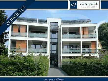 Über den Dächern von Troisdorf - Luxuriöse Wohnung im neuen Wohnquartier